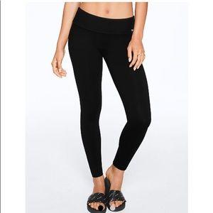 VS PINK Fold Over Yoga Legging High Waist S NEW